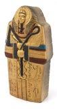 Cripta dell'Egitto fotografia stock