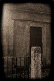Cripta fantasmagórica Foto de archivo