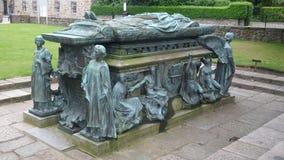 Cripta no cobre Imagens de Stock Royalty Free