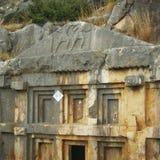 cripta vieja foto de archivo