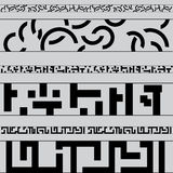 Criptografia ilustração royalty free
