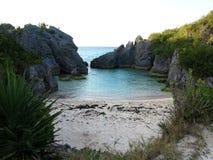 Crique Bermudes de Jobsons Photographie stock