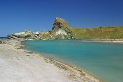 Crique d'affranchissement - Wairarapa Photos stock