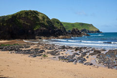 Crique d'espoir au Devon   Image stock