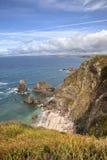 Crique d'espoir, Devon photo libre de droits