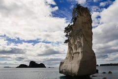 Crique de cathédrale de roche de pinacle Image stock