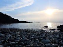Crique de contrebandiers, NS Canada images libres de droits