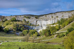 Crique de Malham Photographie stock