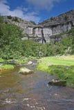 Crique de Malham Photo stock