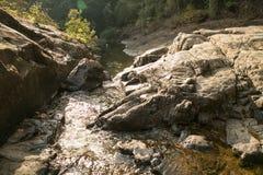 Crique de montagne Image stock