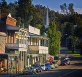 Crique de Sutter, la Californie Photos stock