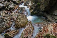 Crique en Autriche image stock