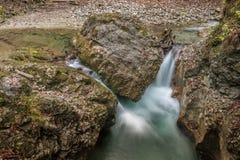 Crique en Autriche photo libre de droits