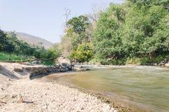 Crique et rivière en Thaïlande Images stock