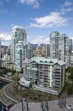 Crique fausse Vancouver Photographie stock libre de droits