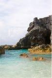 Crique IV de plage Image stock