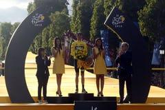 Cris Froome 2015 Tour de France Stock Photography