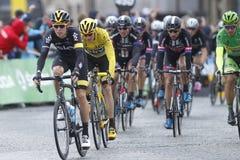 Cris Froome 2015 Tour de France Stock Photo