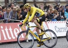 Cris Froome 2015 Tour de France Stock Photos