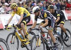 Cris Froome 2015 Tour de France Stock Images