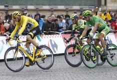 Cris Froome 2015 Tour de France Stock Image