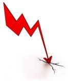 Crise Imagens de Stock Royalty Free