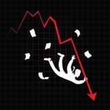 Crise Imagem de Stock Royalty Free