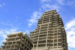 Crise d'immeubles Image libre de droits