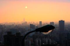 Crise da eletricidade Fotografia de Stock