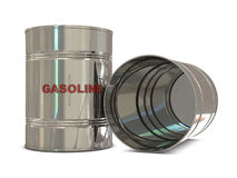 Crise da gasolina Imagem de Stock Royalty Free