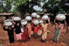 Crise de água Imagens de Stock Royalty Free