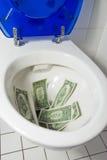 Crise financeira. Fotos de Stock