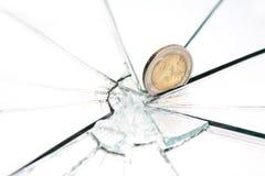 Crise financière Photos stock