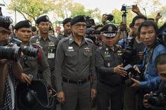 Crise politique thaïlandaise Photo stock