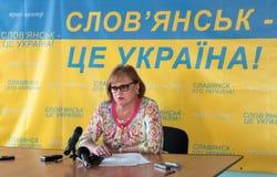 Crise ukrainienne Images libres de droits
