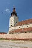 Criseni fortified church Royalty Free Stock Images