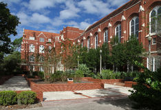 Criser Pasillo, universidad de la Florida, Gainesville, la Florida, los E.E.U.U. Imagenes de archivo