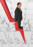 Crisi Immagine Stock