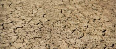 Crisi di acqua di riscaldamento globale Immagine Stock Libera da Diritti