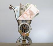 Crisi economica. Fotografie Stock Libere da Diritti