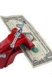 Crisi economica Fotografia Stock Libera da Diritti