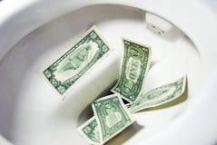 Crisi finanziaria. Immagine Stock Libera da Diritti