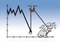 Crisis_05 Imagens de Stock