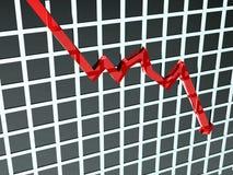Crisis Royalty-vrije Stock Foto