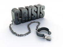 Crisis Royalty Free Stock Image
