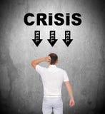 crisis Stock Foto's