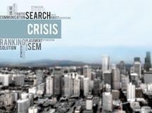crisis fotografía de archivo libre de regalías