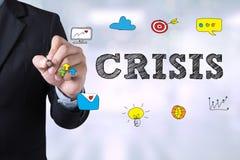 crisis royalty-vrije stock afbeeldingen