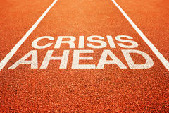 Free Crisis Ahead Stock Photo - 30282760