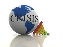Crisis concept Royalty Free Stock Photo